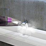 ROBUSTA VAC STEAM 6 en 1 La combinaison parfaite entre un aspirateur balai et un nettoyeur vapeur -Bleu