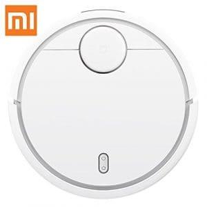 Xiaomi Aspirateur Robot Vacuum Cleaner Capteur de distance laser plus propre Blanc