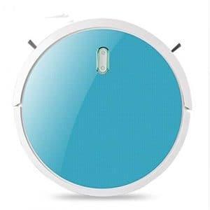 SXGRDBDRobot Aspirateur 1400PA 2in1 pour Le Nettoyage Intelligent du réservoir S d'eau Humide de Brosse à Domicile