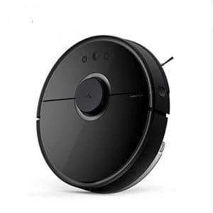 SXGRDBDRobot Aspirateur 2 Nettoyage Automatique planifié Intelligent pour Le contrôle de la vadrouille Humide à Balayage Domestique, 1