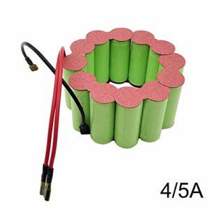 4/5A 2500mAh pour Lock & Lock  Batterie 14.8V AH7914 Robot aspirateur