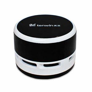 AOTUOTECH Mini Desktop Aspirateur Portable sans Fil–Aspirateur à Main, Convient pour Bureau, Maison, Clavier