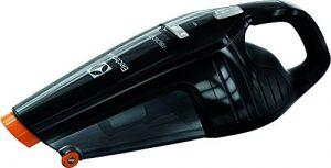 Electrolux ZB5112E Rapido Aspirateur à Main sans Sac Noir Ebène 41 x 12,4 x 13,7 cm