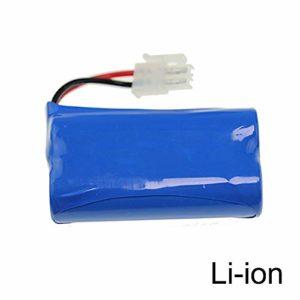 Li-ION 3000mAh pour Severin Batterie 7.4V AH7914 Robot aspirateur