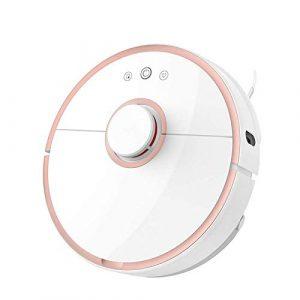 Nettoyage Robot Limited Edition originale Nettoyant Balayer Robot Aspirateur contrôle, Blanc KaiKai (Color : Pink)