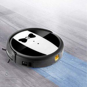 Aspirateur robot Nettoyage Robot Sol Ménage Petit Mini Entièrement Aspirateur Automatique Rechargeable Lazy Balayer Trois-en-un robot de balayage intelligent rechargeable