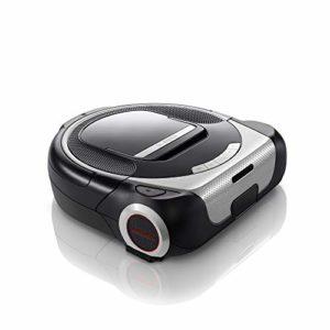 Bosch Roxxter Série 6 BCR1ACDE Robot aspirateur Argenté/Noir