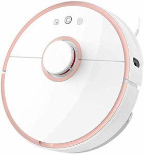 empty Nettoyage Robot Original Limited Edition Cleaner Balayer Robot Aspirateur de contrôle (Color : Pink)