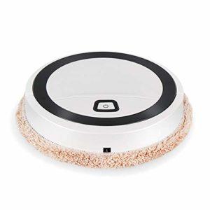 Balai d'essuie-glace automatique intelligent à domicile, poils de poussière propres, faible bruit, balayeuse rotative, aspirateur robot robot
