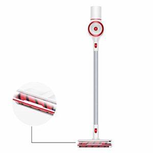 GsMeety Aspirateur sans Fil,15000Pa Aspirateur avec 2 Vitesses Modurable, Batterie Amovible, Technologie Cyclonique, Filtre HEPA Hypoallergénique