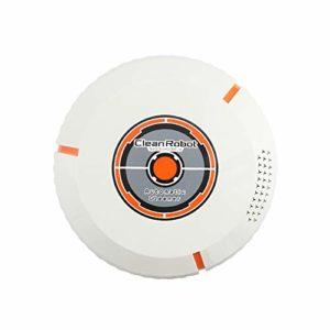 ZNSDLE Robotic Vacuums Cleaner, Balayeuse Automatique pour Robot aspirateur, pour Poils d'animaux, Tapis, Planchers de Bois Franc, Carrelage230*70,White
