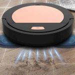 Aspirateur Robot créatif sans fil Robots Aspirateurs Tapis Mop charge des ménages sans fil Mopping robot aspirateur Mop WUTAO1