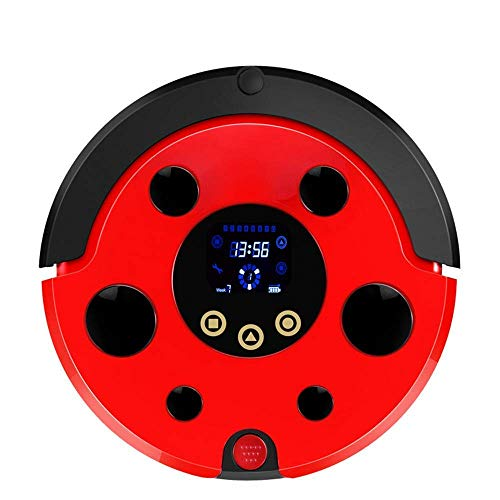 LIUCHANG Beatle sans Fil WiFi Robot Aspirateur Route prévue for la Maison Laver, avec Recharge Automatique, 360deg;Smart Sensor Protectio, Nettoyage Multiples Modes Vide liuchang20
