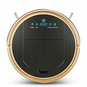 Liuchang20 Robot aspirateur connecté Wifi maison balayage automatique de la poussière Application Smart Planned