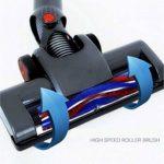SMLZV Bâton Aspirateur sans fil, Freedom Animaux 3 en 1 sans fil bâton aspirateur, filtre HEPA, aspiration forte, 150W haute puissance, for Moquette Animaux cheveux