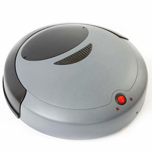 Exclusif robot aspirateur intelligent automatique, adapté à tous les types de sols et tapis, avec capteur anti-chute – aspiration pour le nettoyage des sols nettoyeur balai autonome.