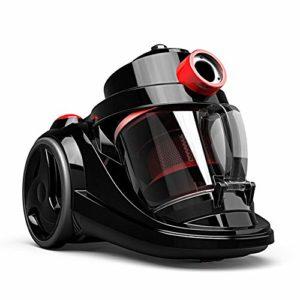 Robot Aspirateur Aspirateur à main sans fil, aspirateur à main rechargeable d'aspirateur à main Charge rapide d'aspiration sèche humide légère pour le nettoyage de voiture de poils d'animaux domestiqu