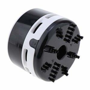 Toygogo Robot Aspirateur Automatique Mini Forte Aspiration Filtre Aspirateurs Robotiques pour Chien Animaux Poils Surfaces De Plancher De Bois Franc 2.99 – Noir