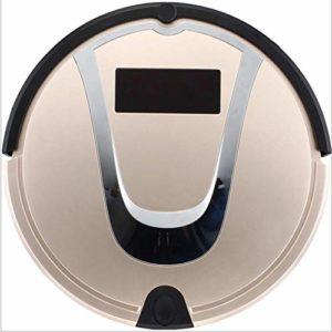 WNTHBJ Balai aspirateur Intelligent Paresseux, Le modèle de Remplissage Automatique de l'aspirateur Robot Intelligent, Robot de Nettoyage Intelligente,A