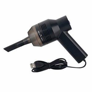 Xcute Mini aspirateur sans fil USB Mini aspirateur clavier USB Aspirateur