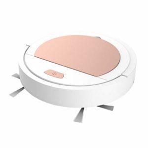 Kcnsieou Aspirateur Robotique Simple Robotique Tapis Balai Sol Sec Humide Auto Rechargeable