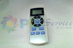 Ariete Télécommande miettes aspirateur robot easyHome Digital 271127172718