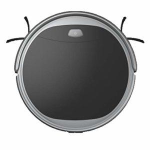 Aspirateur Robot,Robot De Charge,Robot Intelligent Aspirateur,Système Anticollision,Filtre HEPA,Nettoyage Humide Et Sec,Nettoyage Automatique,Idéal pour Les Poils d'animaux Moquettes Et Sols Durs