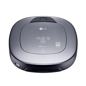 LG VR65710LVMP–Aspirateur robot, 2brosses + balai