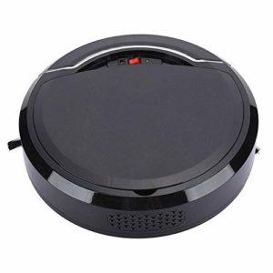 Redxiao Aspirateur Robot aspirateur Sec Humide Wi-FI, Robot Nettoyeur, Forte Aspiration pour Les Poils d'animaux domestiques de poussière Flottante de Salon