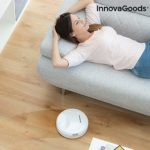 Robot aspirateur Intelligent Rovac 1000 Blanc