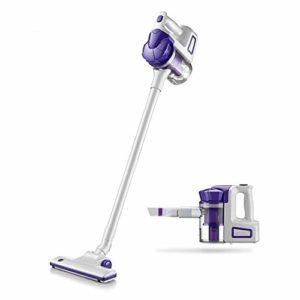 QLJJ Aspirateur Robot 2 In1 Aspirateur à Main sans Fil Vertical léger et Compact Aspirateur for Home Aspirateur pour Plancher de Bois Franc Tapis (Color : Purple, Size : One Size)