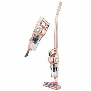 CHENSQ Aspirateur à main avec une puissance d'aspiration puissante et une fonction de filtre HEPA, convient pour les tapis et moquettes.
