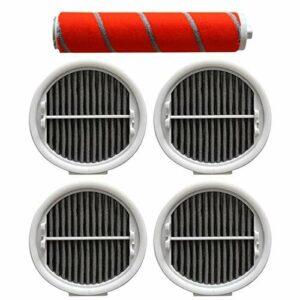 HAOKAN Accessoires ménagers – Filtre lavable pour aspirateur à main F8 Smart – Brosse principale à rouleau
