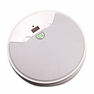 QIBIN Pièces d'aspirateur multifonction 3 en 1 pour robot aspirateur – Blanc
