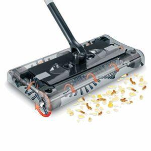 Swivel Cordless Sweeper Aspirateur balai sans fil rotatif à 360° ; sans fil, mobile, propre
