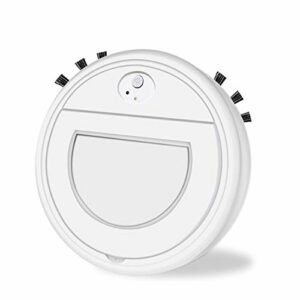 TaoToa Chargement Automatique USB Robot de Balayage sans Fil Aspirateur Robot Aspirateur sans Fil Robots de Tapis Robot de Vadrouille