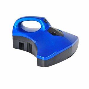 WSJTT Acariens Aspirateur à Main Aspirateur électrique stérilisation UV Lit Cleaner Portable Mini Acariens Aspirateur Machine for Voiture et lit Un Bouton Operate Facile à Utiliser
