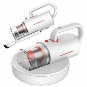 Aspirateur, instrument d'enlèvement des acariens ultraviolets, élimination de la poussière/acarie à double usage, aspirateur à main pour choc ménager et animaux domestiques