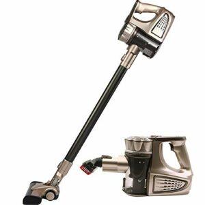 Aspirateur sans fil Aspirateur sans fil des ménages Petit à sec multi-usages Aspirateur balais mécaniques puissant LUDEQUAN