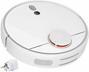 Nettoyage Robot Robot Aspirateur for la maison automatique de poussière balaient de charge intelligente prévu WiFi APP contrôle à distance, (Couleur: Blanc) (Couleur: Blanc) liqiang96