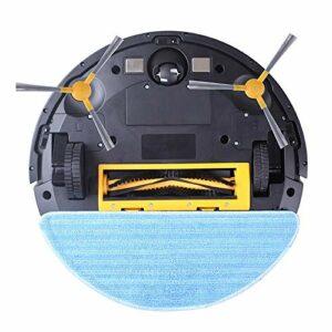 Robots aspirateurs Aspirateur Robot C30b, Aspiration 3000pa, Navigation Cartographique 2D, avec Mémoire, Application WiFi, Réservoir d'eau Électrique, Moteur sans Balai