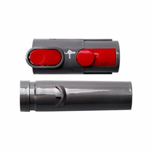 Accessoires pour aspirateur , Remplacement de l'outil de convertisseur d'adaptateur de tuyau d'aspirateur Convient pour Dyson V7 / 8/10 à V6 DC35 / 62 Accessoires pour robot aspirateur Accessoires pou