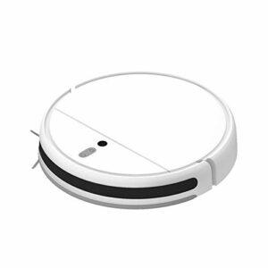Angle-w Aspirateur robot sans bruit – Balai serpillère électrique sans fil – Nettoyage automatique sans bruit