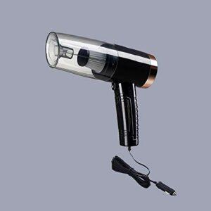 Aspirateur De Voiture sans Fil Aspirateur à Main Rechargeable pour Voiture à Domicile Portable Mini Cyclone Forte Aspiration
