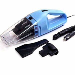 DBSUFV Aspirateur de Voiture Portable amphibie Humide/Sec utile 100w 12v aspirateur à Main cyclonique aspirateur à poussière Automobile 88 XR657 (Bleu)