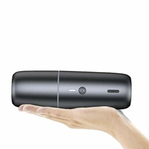 Kfhfhsdgsaxcq aspirateur voiture 5000MA Aspirateur de voiture Portable Wireless Sans Wirline Auto Aspirateur Robot pour la voiture Intérieur et ménages et nettoyage de l'ordinateur