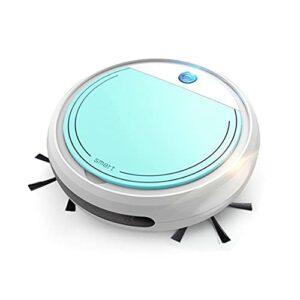 KoelrMsd Aspirateur Portable Robot Entièrement Automatique 4-en-1 3200pa USB Charge Balayage Robot De Nettoyage Aspirateur sans Fil Aspirateur