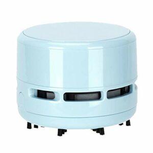 MagiDeal Robot Aspirateur Automatique Mini Aspiration Forte Filtre HEPA Aspirateurs Robotiques pour Chien Animaux de Compagnie Cheveux Surfaces de Plancher de – Vert