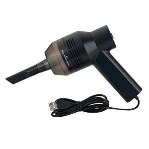 XinMuZheng Aspirateur filaire pour la maison, aspirateur à main puissant, portable, léger pour poils d'animaux domestiques et pour la maison pour sols durs