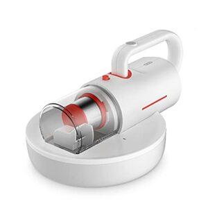 YANXS Aspirateur Anti-acariens 350W – Aspirateur à Main Anti-acariens avec Lumière de Stérilisation UV – Récipient de 400 ML- pour Matelas, Vêtements et Meubles Rembourrés – Contre Les Allergies